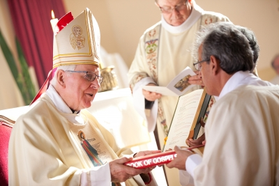 Michael Dyer's Ordination to the Diaconate