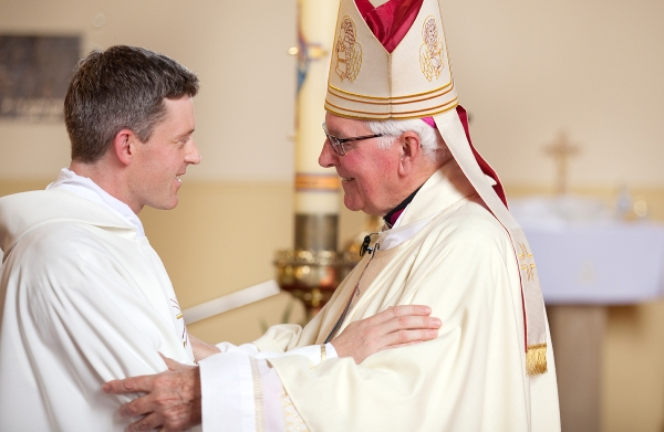 Stephen Varney Ordination to the Priesthood
